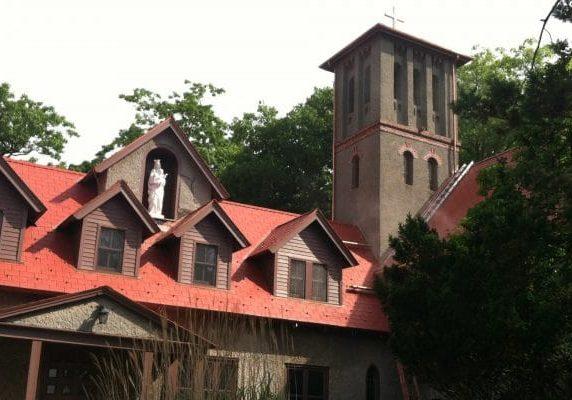 Chapel Roof 3