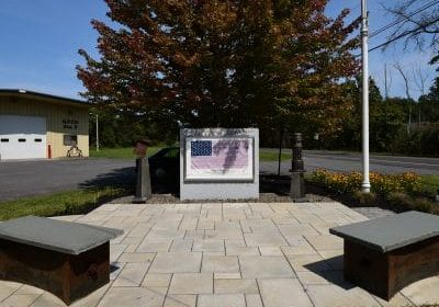 New Paltz Community 9/11 Memorial