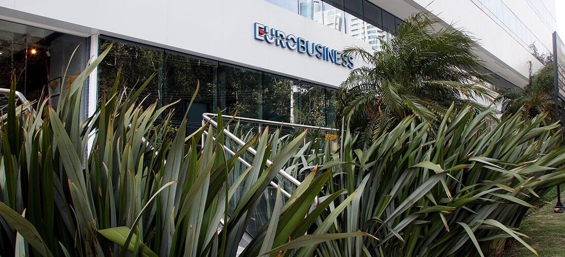 Eurobusiness, in Curitiba, Brazil, became the first building in the world to earn LEED Zero Water certification.
