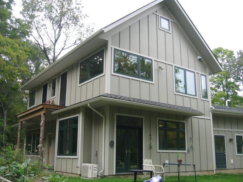Energy Star Home - Warwick, NY.