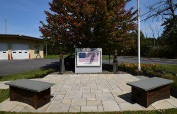 New Paltz Community 9/11 Memorial